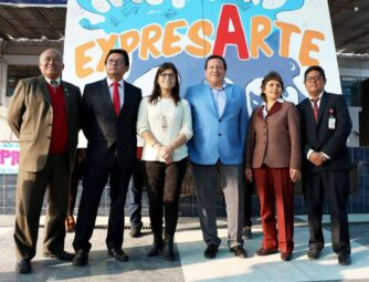 CNF en Comas, educando con arte