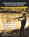 "Book Cover: I Encuentro de Intérpretes ""Zenobio Dagha Sapaico"" (2012)"