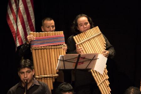 Ensamble de Instrumentos Tradicionales del Perú