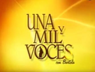 """Celebraciones 68 aniversario en """"Una y mil voces"""" TVPERÚ"""