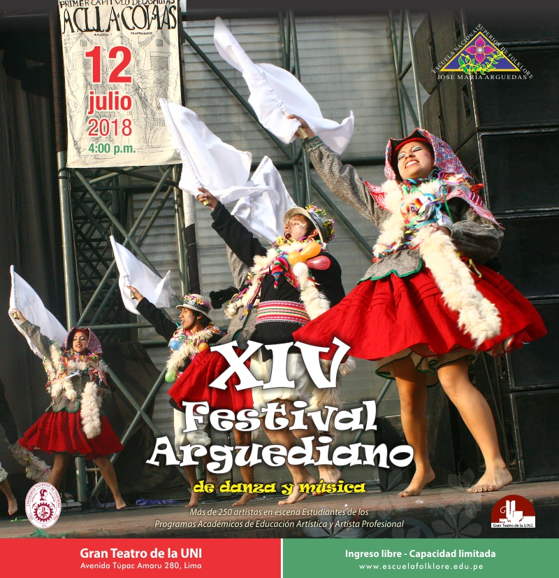 XIV Festival Arguediano