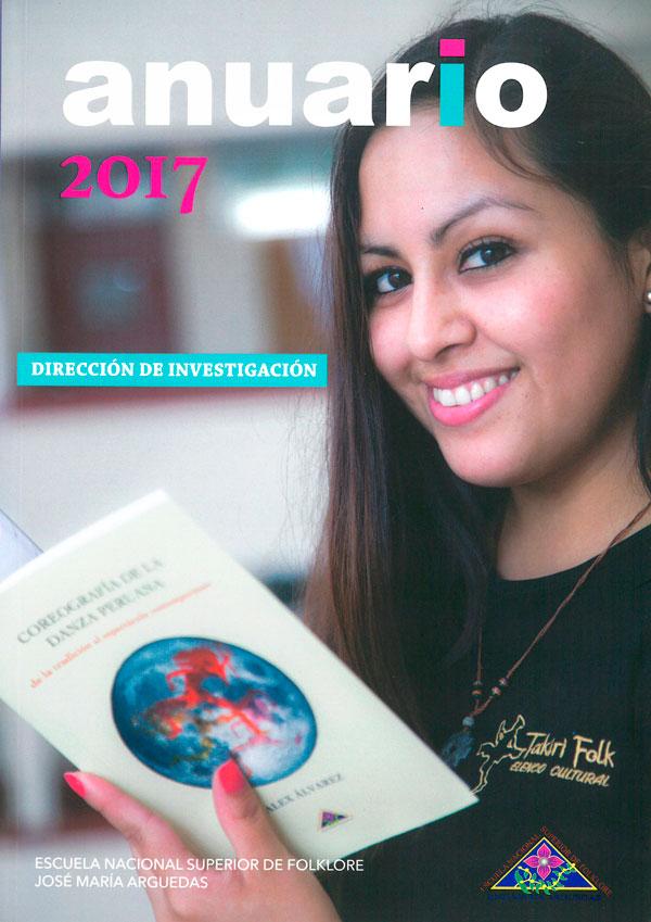 Book Cover: Anuario de la Dirección de Investigación (2017)