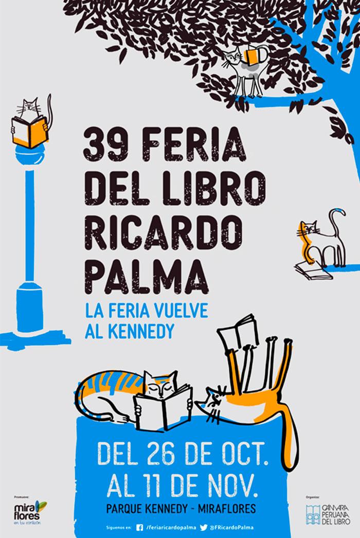 LA ESCUELA PARTICIPARÁ EN LA 39° FERIA DEL LIBRO RICARDO PALMA