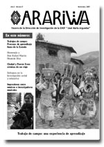 Book Cover: Arariwa Nº 5