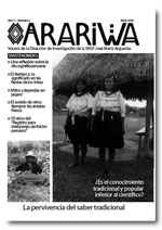 Book Cover: Arariwa Nº 6