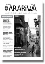 Book Cover: Arariwa Nº 7