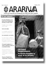 Book Cover: Arariwa Nº 9