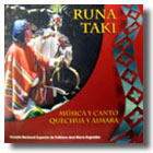 Book Cover: RUNA TAKI