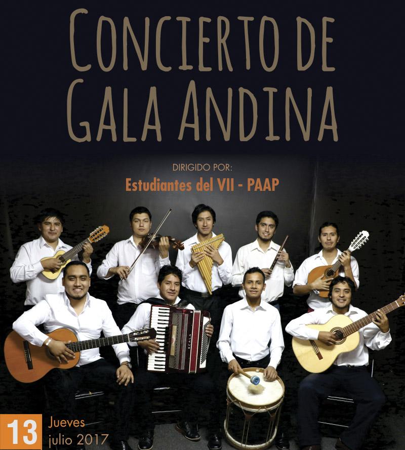 Concierto de Gala Andina