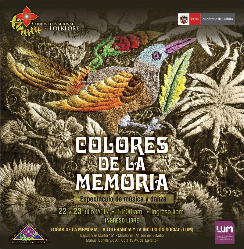 Colores de la Memoria – CNF