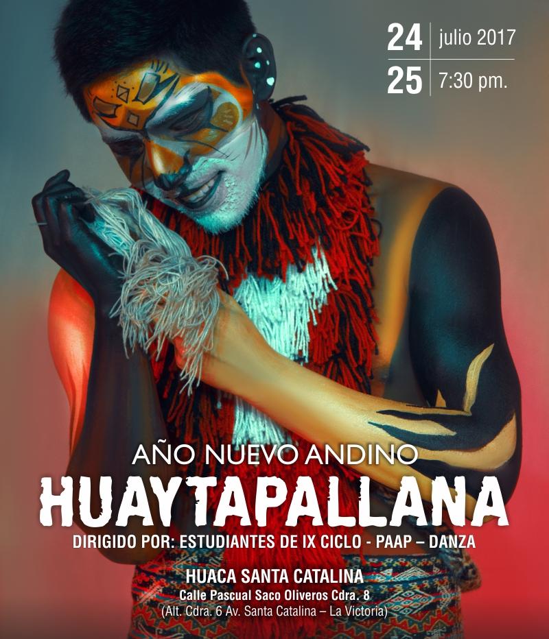 HUAYTAPALLANA (AÑO NUEVO ANDINO)