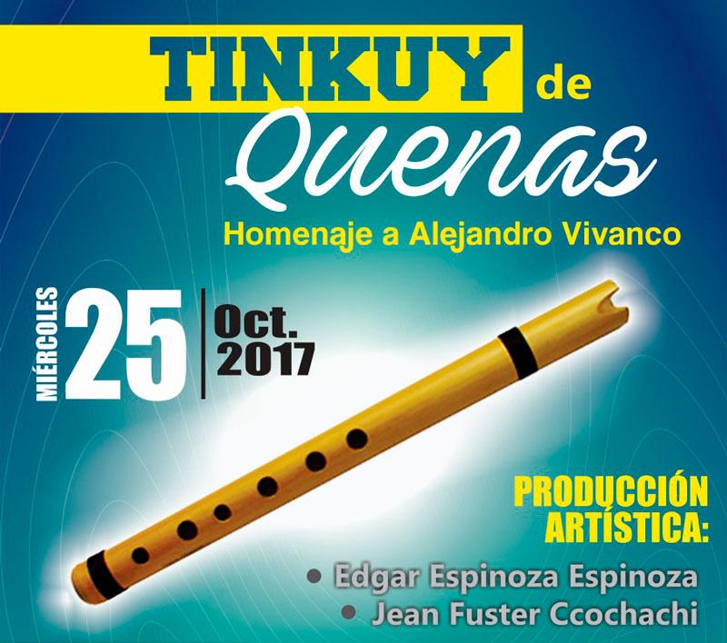 TINKUY DE QUENAS