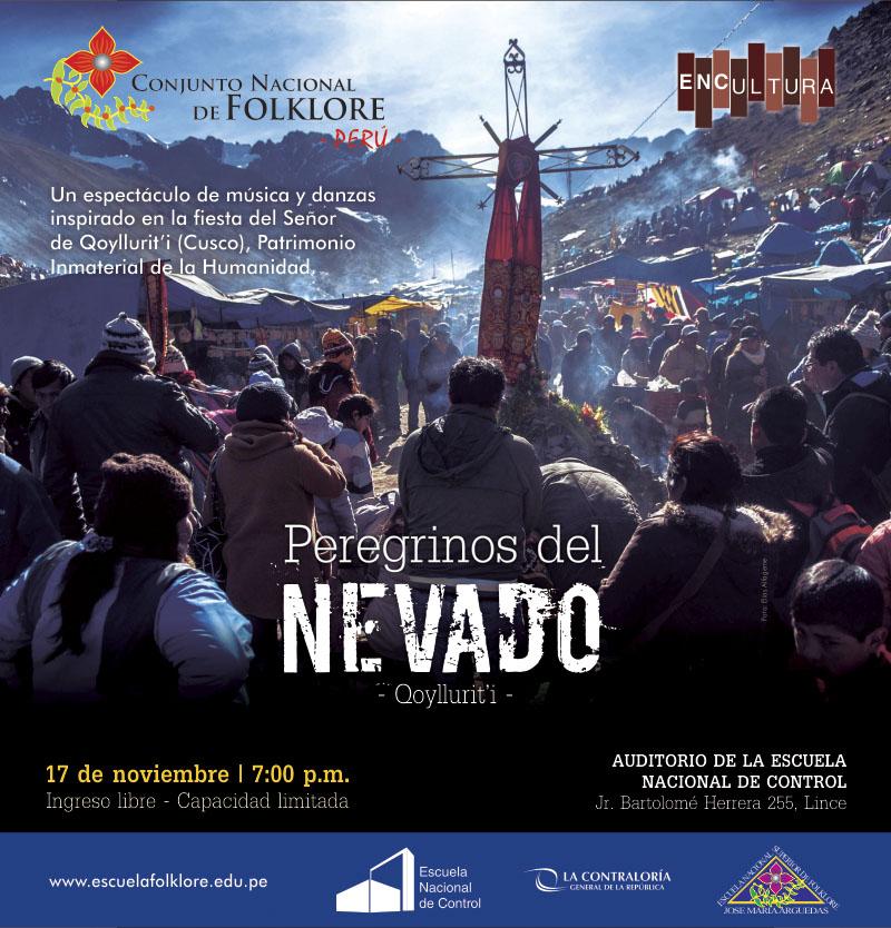 CNF PRESENTA PEREGRINOS DEL NEVADO