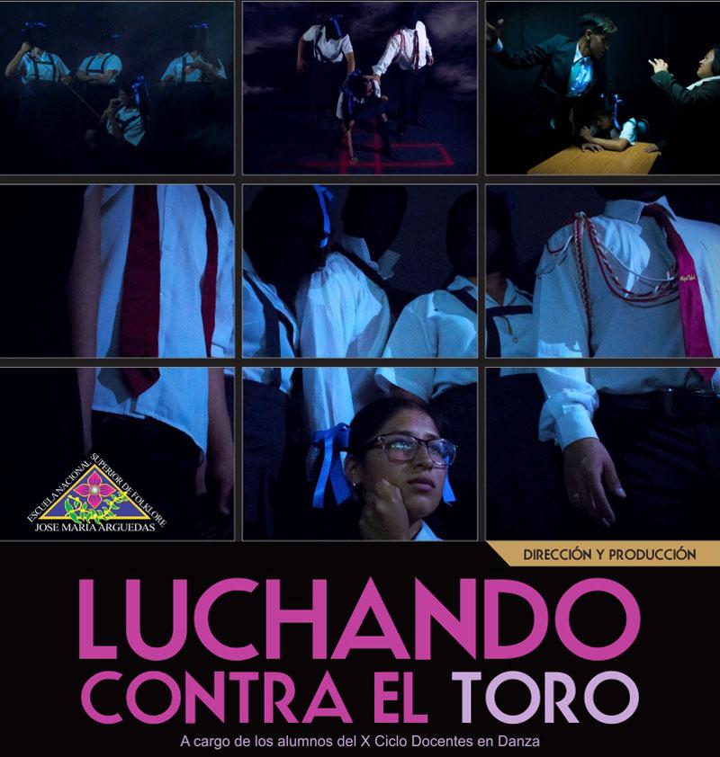 LUCHANDO CONTRA EL TORO