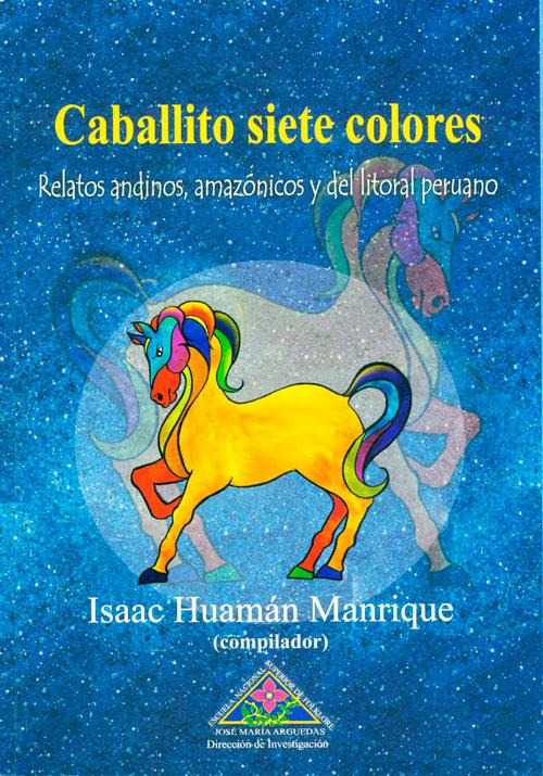 Book Cover: Caballito Siete Colores (2016)