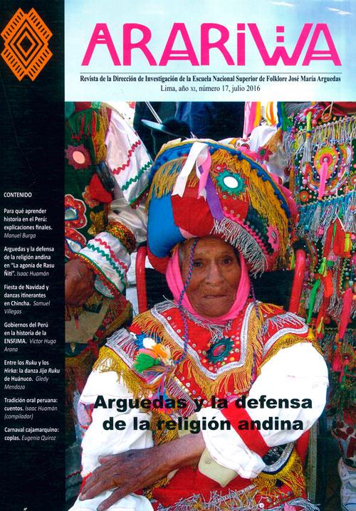 Book Cover: Arariwa 17