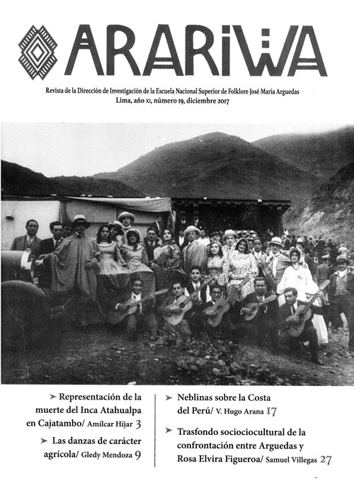 Book Cover: Arariwa 19