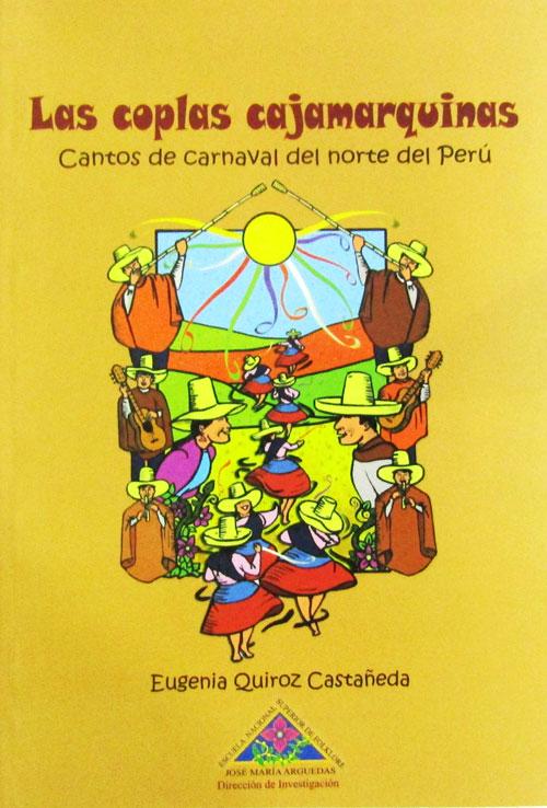 Book Cover: Las Coplas Cajamarquinas (2016)