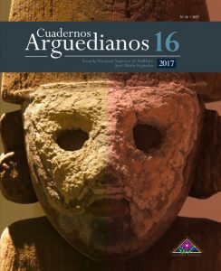 Book Cover: Cuadernos Arguedianos N° 16 (2017)