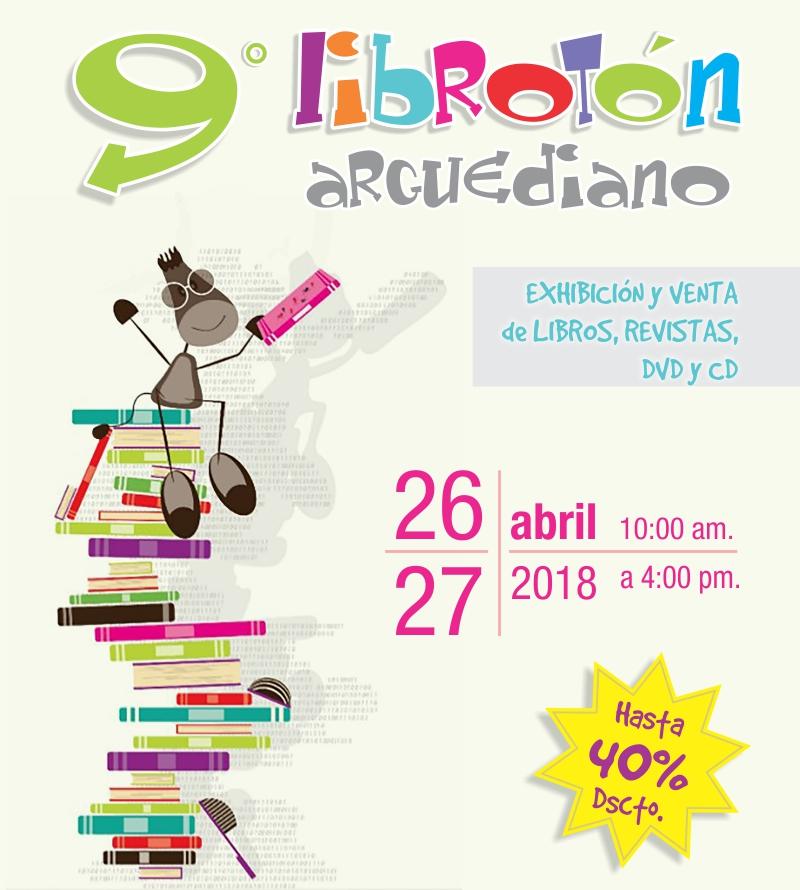 9° LIBROTÓN ARGUEDIANO