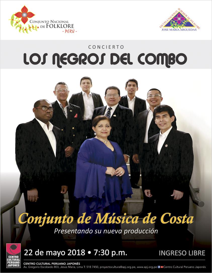 Concierto – Conjunto de Música de Costa