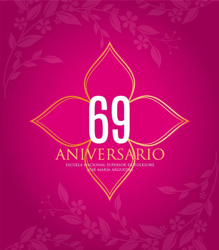 ESCUELA NACIONAL DE FOLKLORE CELEBRA SU 69 ANIVERSARIO