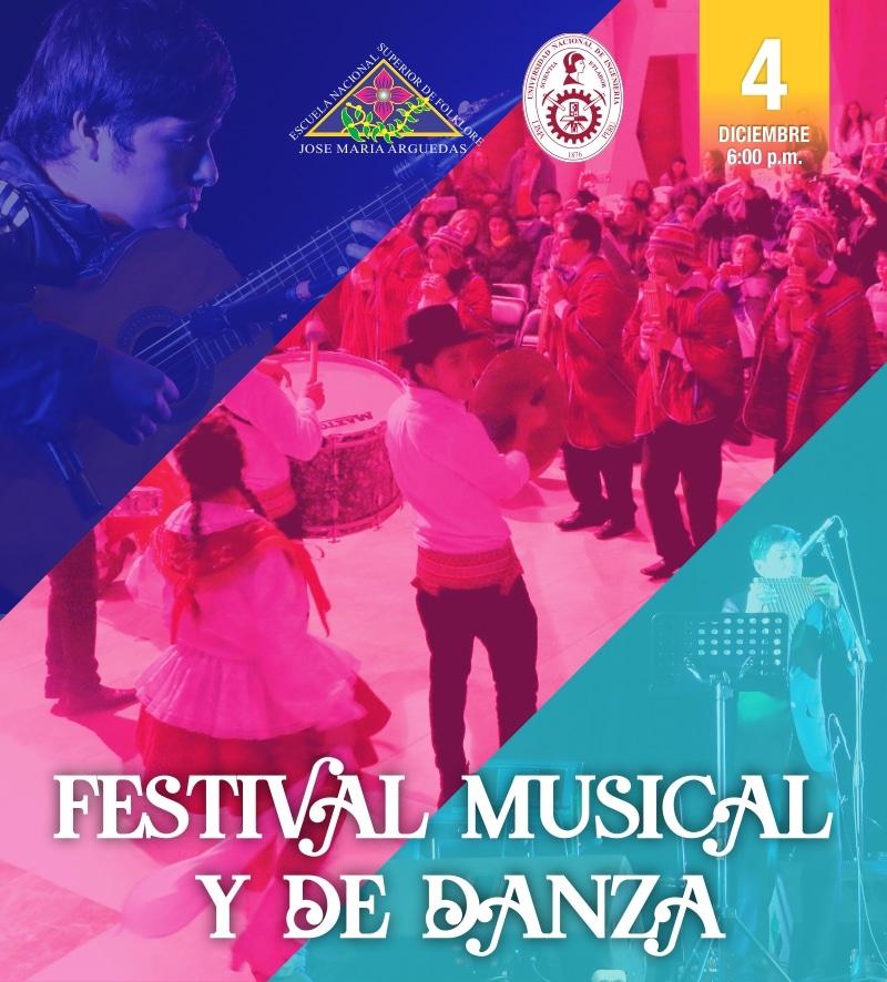SONIDOS PERUANOS Y DEL MUNDO EN EL FESTIVAL MUSICAL ARGUEDIANO