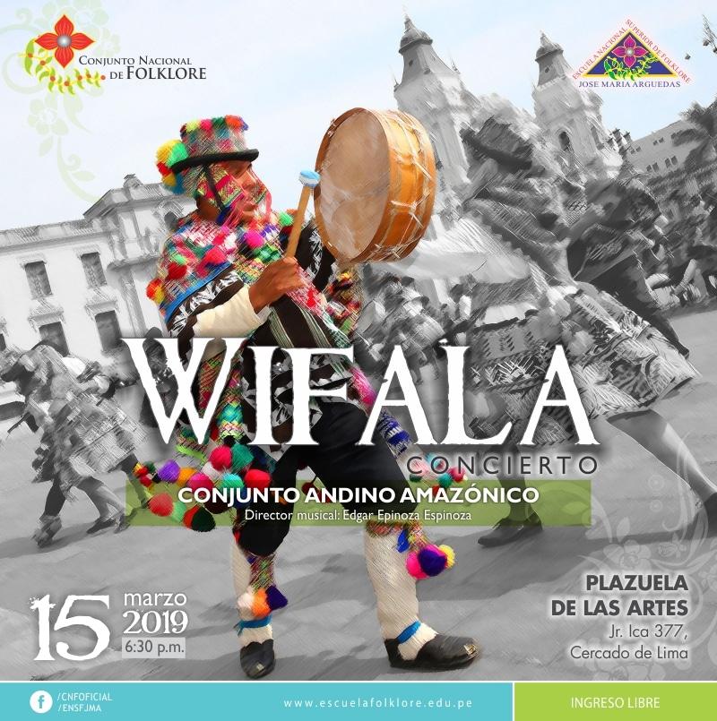 WIFALA, MÚSICA DE NUESTROS PUEBLOS