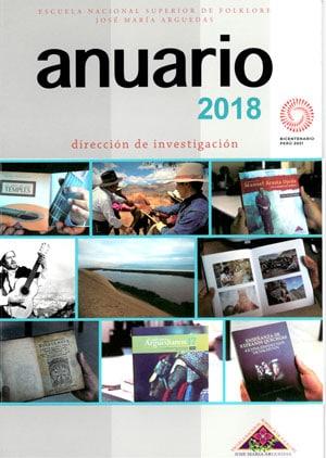 Book Cover: Anuario de la Dirección de Investigación (2018)
