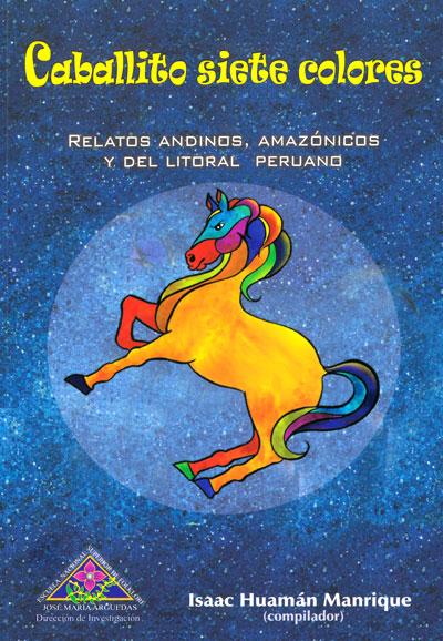 Book Cover: Caballito Siete Colores.  Segunda Edición (2018)