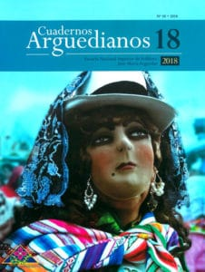 Book Cover: Cuadernos Arguedianos N° 18 (2018)