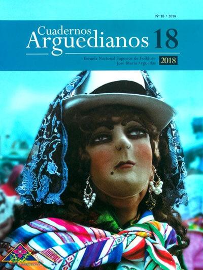 Book Cover: Cuadernos Arguedianos N° 18 (2018)