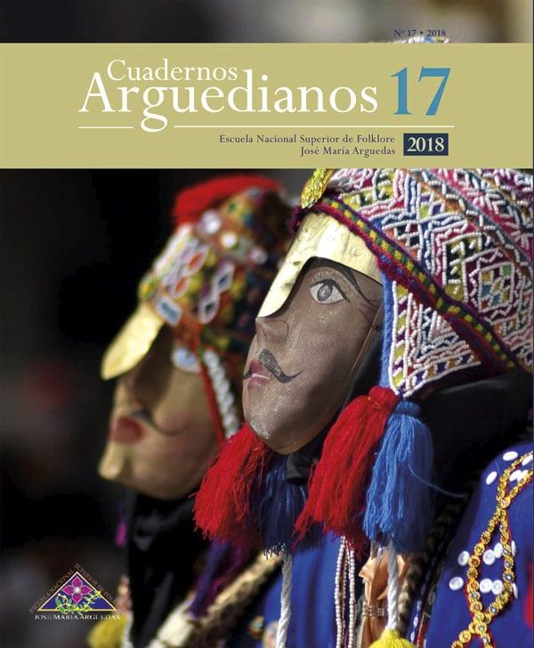 Book Cover: Cuadernos Arguedianos N° 17 (2018)