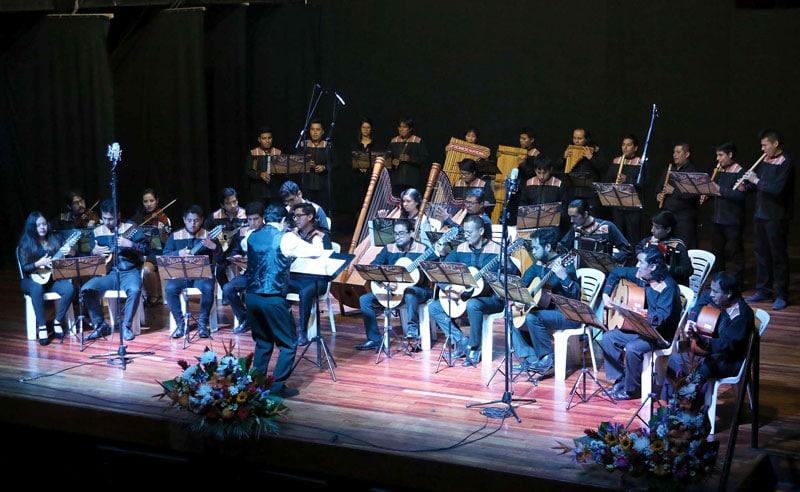 NOCHE DE GALA, CELEBRANDO 70 AÑOS DE LABOR CULTURAL