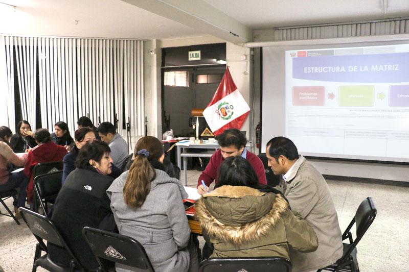 RUMBO AL MEJORAMIENTO DEL SERVICIO EDUCATIVO