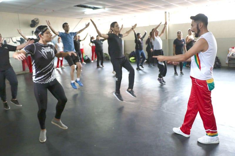 Profesor de danza año curricular 2020 – ATE