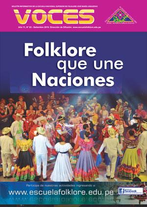 Book Cover: Voces - Año 11 / Nº 83