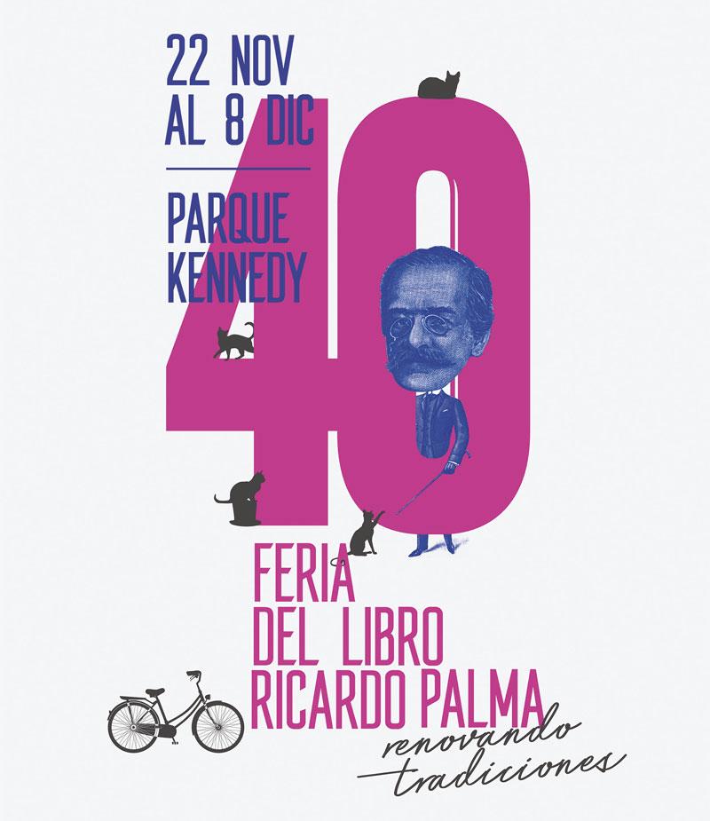 LA ESCUELA EN LA 40° FERIA DEL LIBRO RICARDO PALMA