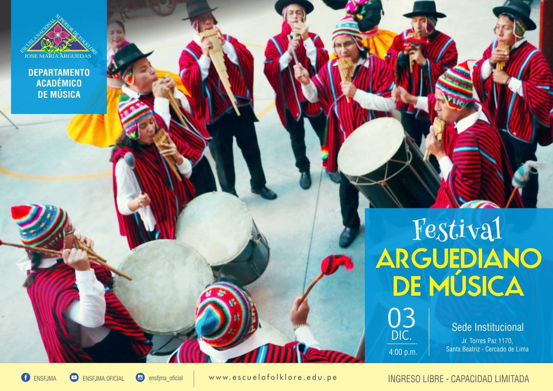 Festival Arguediano de Música