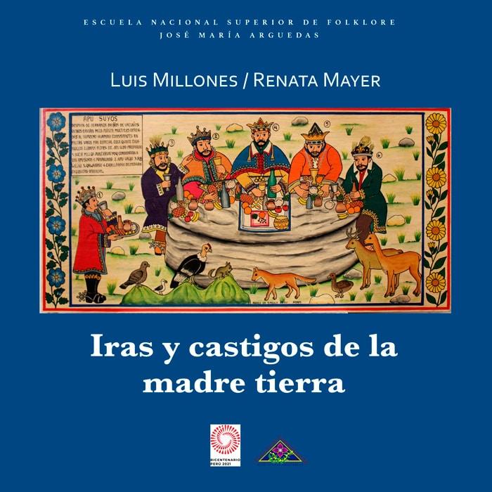 Book Cover: Iras y castigos de la madre tierra (2019)