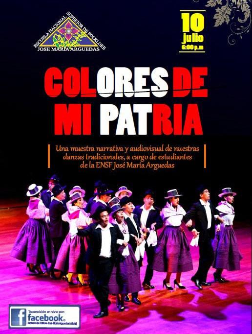 COLORES DE MI PATRIA