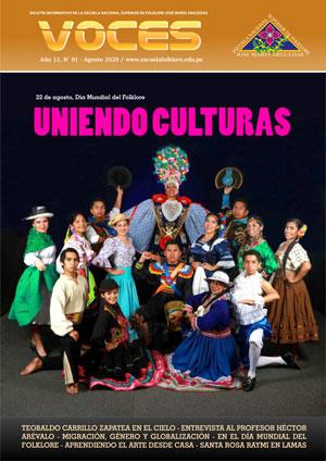 Book Cover: Voces - Año 12 / Nº 91