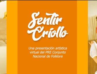 Presentación del Pre CNF: Sentir Criollo
