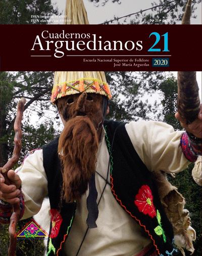 Book Cover: Cuadernos Arguedianos 21 - Dic. 2020