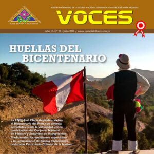 Book Cover: Voces - Año 13 / Nº 98 - Julio