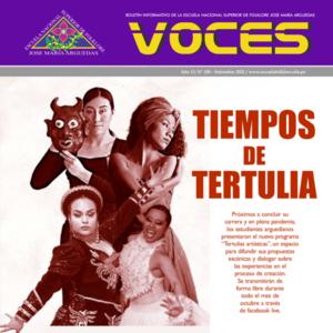 Book Cover: Voces - Año 13 / Nº 100 - setiembre