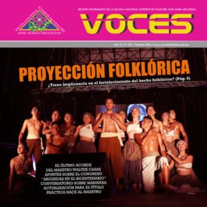 Book Cover: Voces - Año 13 / Nº 101 - octubre